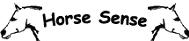 HorseSense