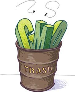 GMO-in-trash